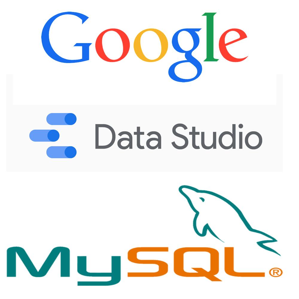 Reportes de Google Data Studio y Conectándose a MySQL