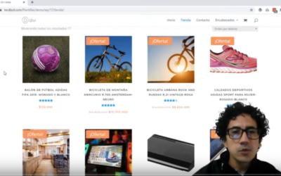 Como crear y editar productos de una tienda con el plugin WooCommerce de WordPress
